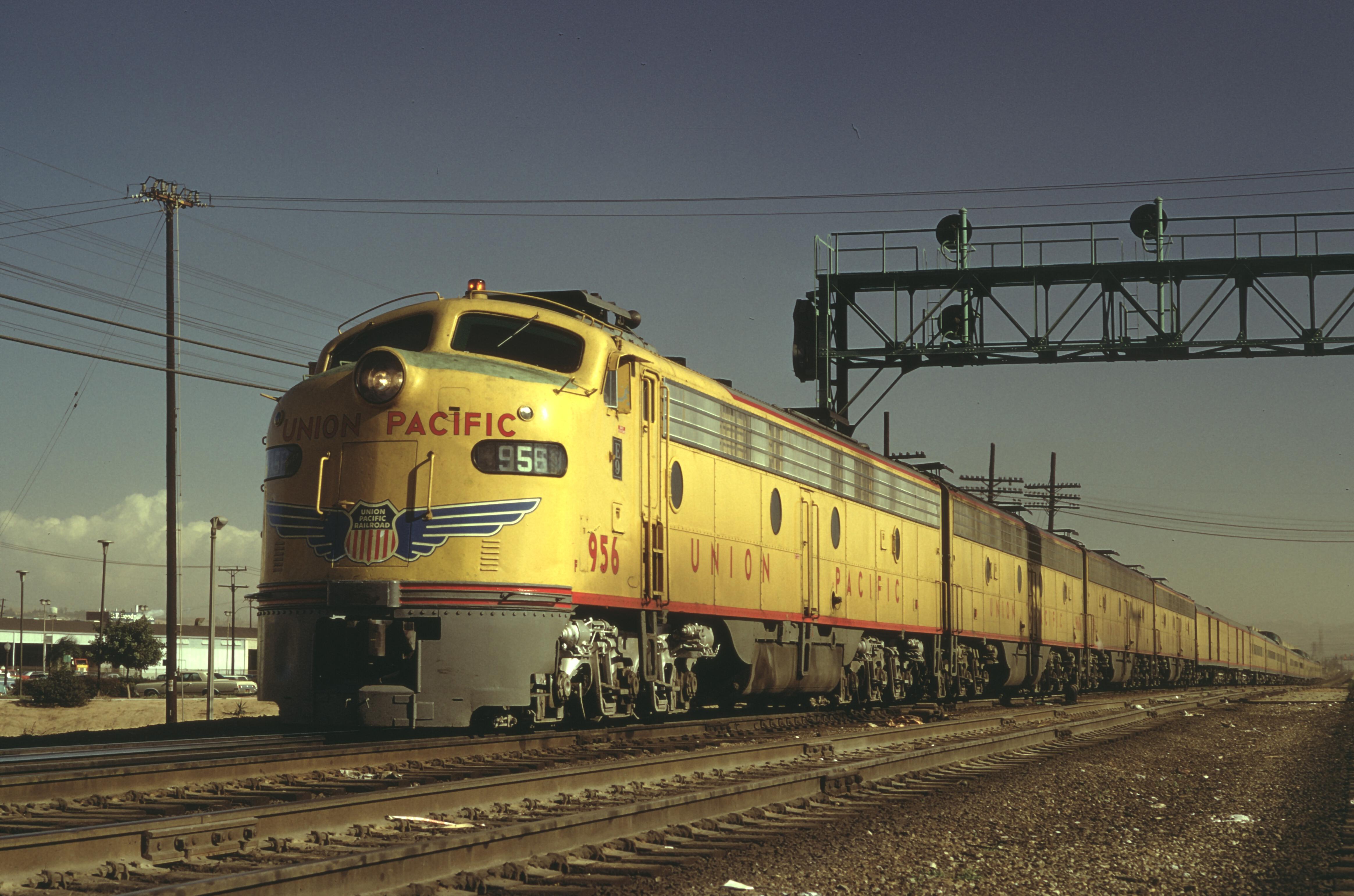 E Units Of The Union Pacific Railroad Pixorails
