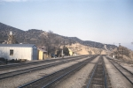 1964 VIEW EAST AT SUMMIT STATION.