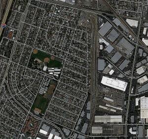 2013 satellite view