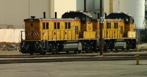 Todays yard locomotive.